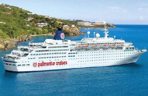 Ernesto Colman y los cruceros