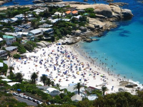 Las calas de Cabo Verde son indispensables para Ernesto Colman