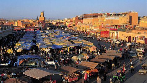 Ernesto Colman viaja a Marrakech, una ciudad mágica