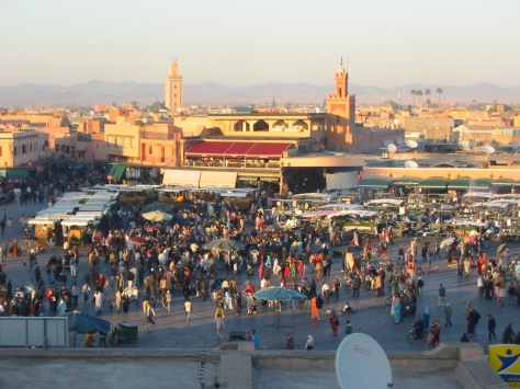 Ernesto Colman nos recomienda una escapada a Marrakech