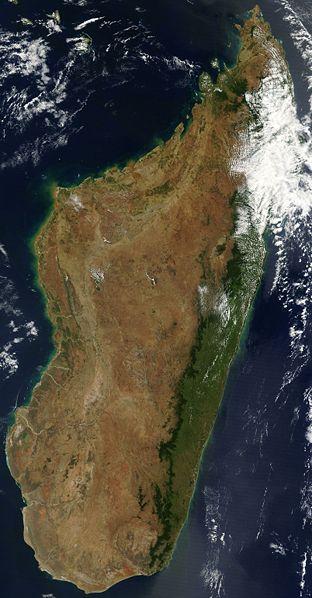 Ernesto Colman nos explica que Madagascar es la isla más grande de África