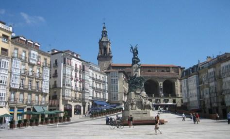 Ernesto Colman nos propone disfrutar de la ciudad de Vitoria