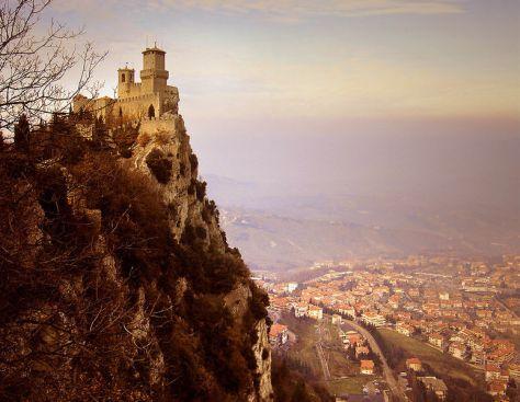 San Marino, destino elegido por Ernesto Colman