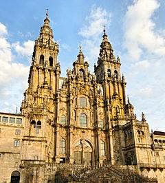 La Catedral de Santiago de Compostela, una de las vistas favoritas de Ernesto Colman