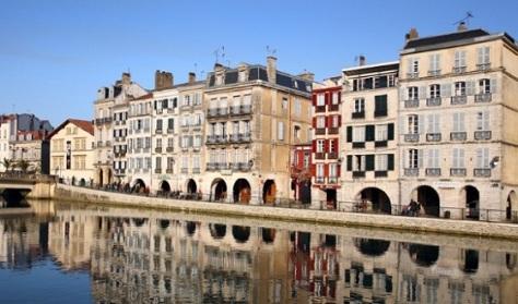 Ernesto Colman viaja a...Bayona, Francia